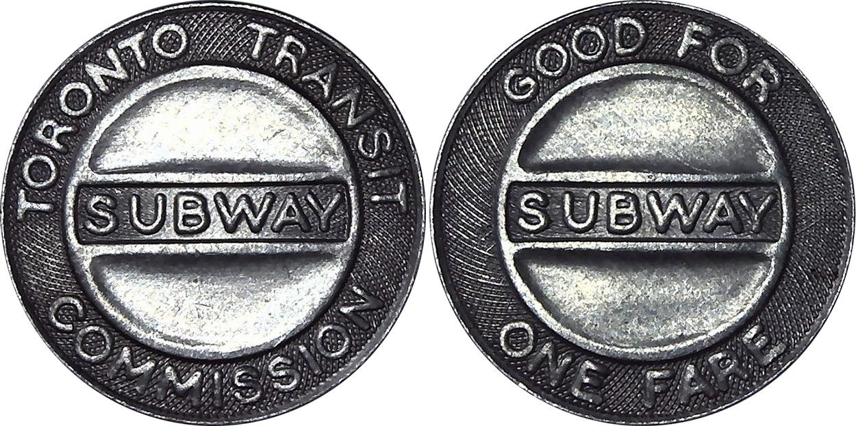 Toronto Transit Commission - 1954