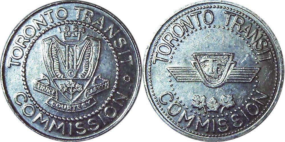 Toronto Transit Commission - 1966 to 2007