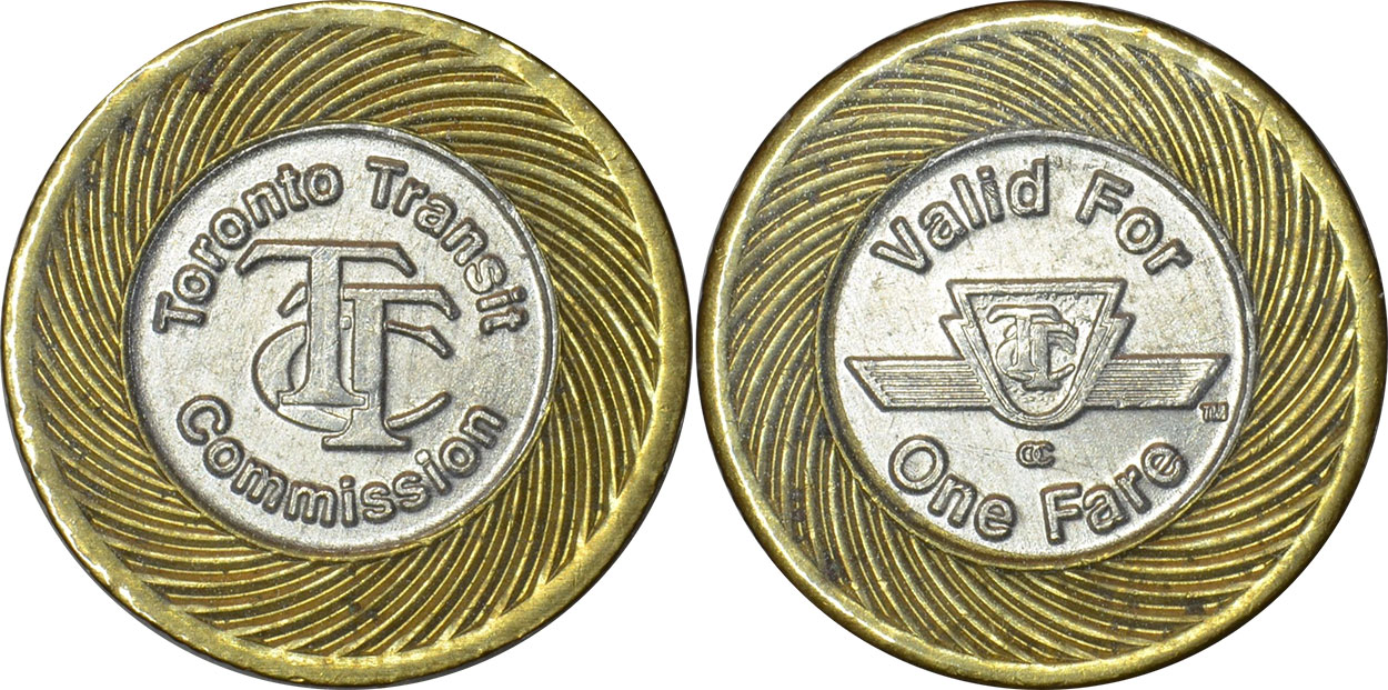 Toronto Transit Commission - 1966 to 2007