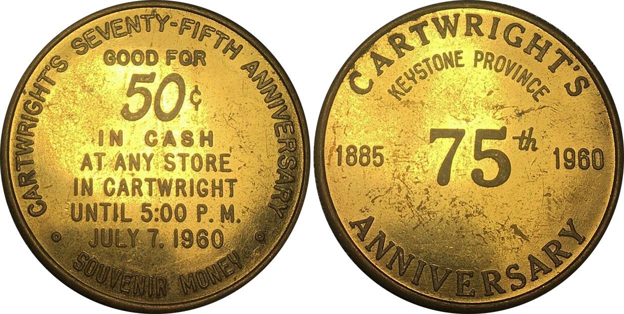 Cartwright - 75th Anniversary