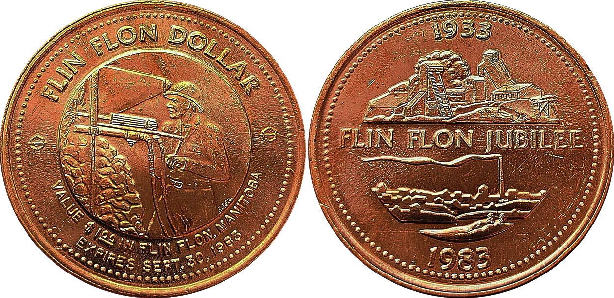 Flin Flon - Jubilee