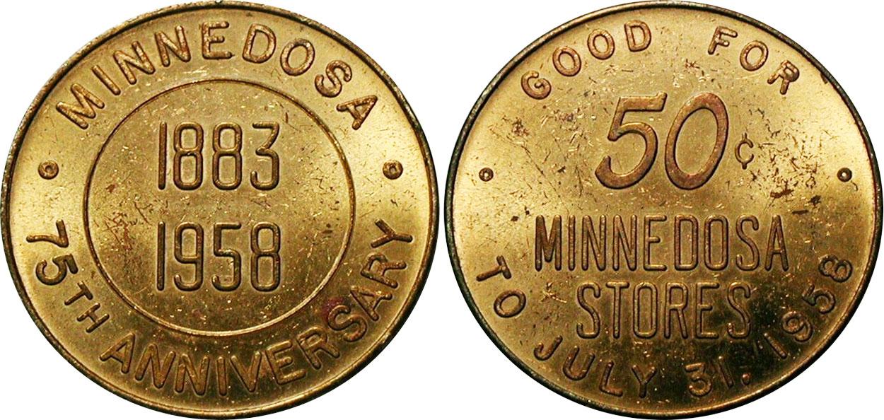 Minnedosa - 75th Anniversary