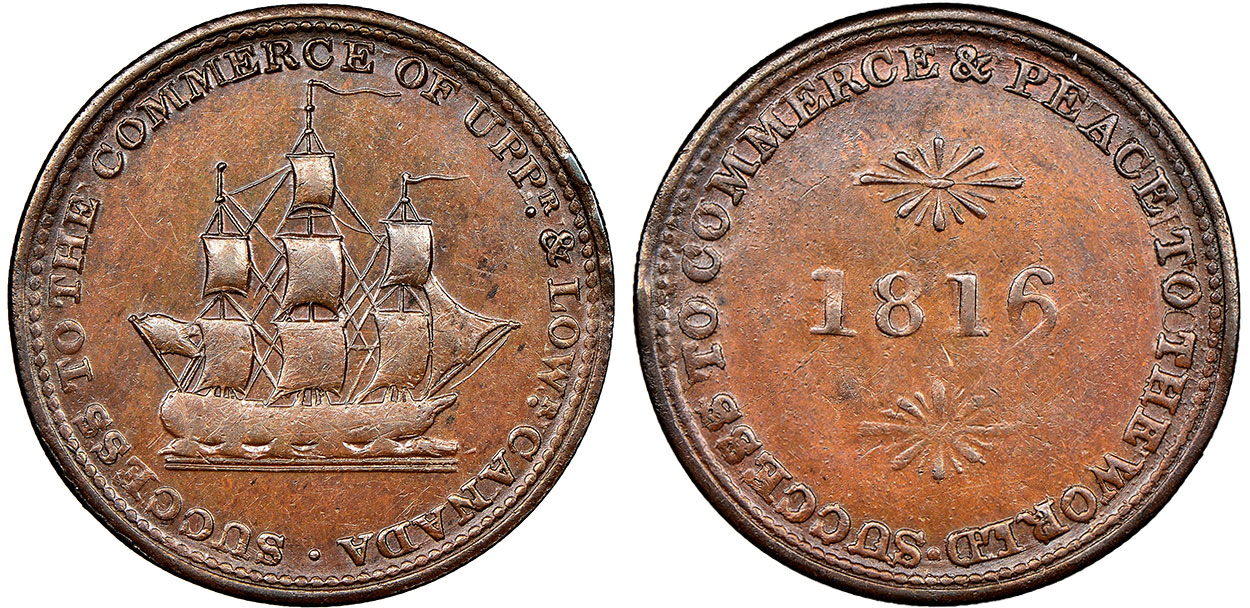 Success to Commerce - 1816 mule