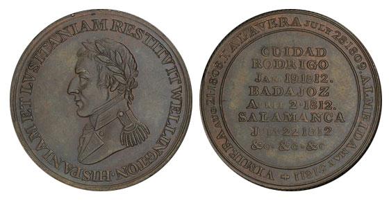 1/2 penny 1812