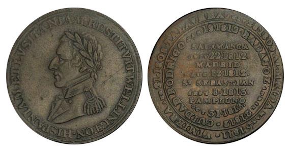 1/2 penny 1813