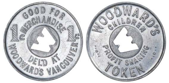 Woodward's Stores Limited - Vancouver