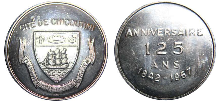 Chicoutimi - 125th anniversary