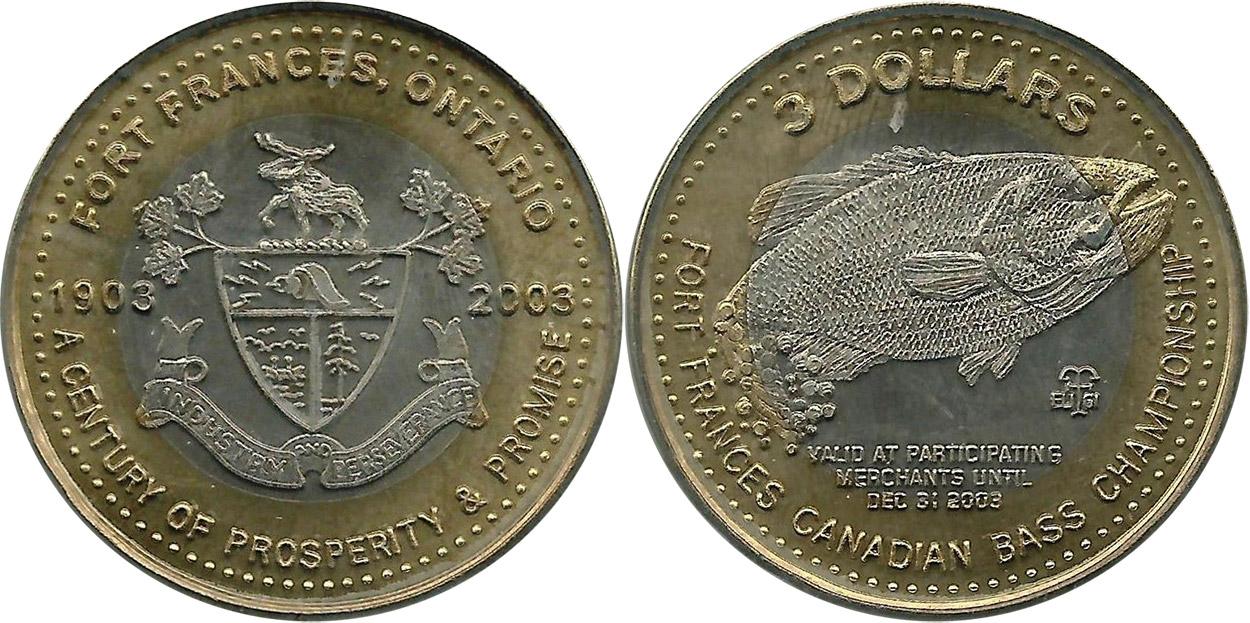 Fort Frances - 1903-2003