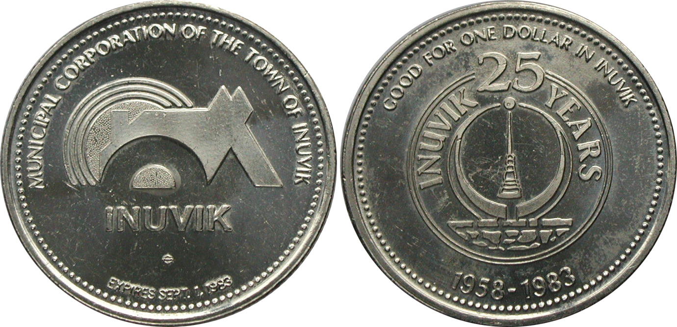 Inuvik - 25 years