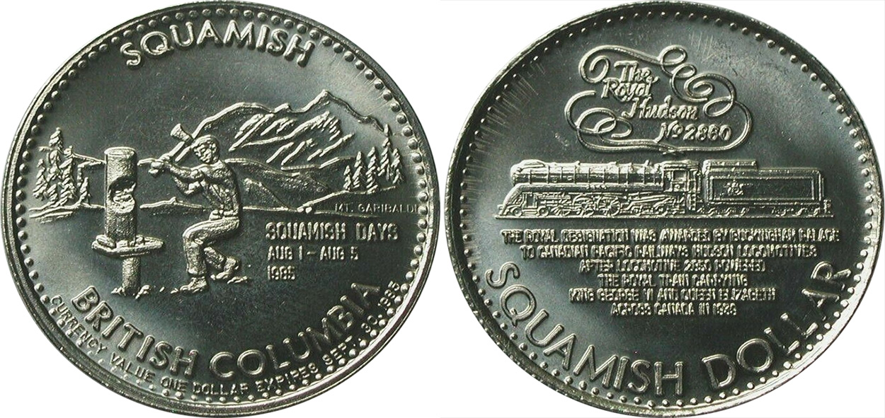 Squamish - Squamish Dollar