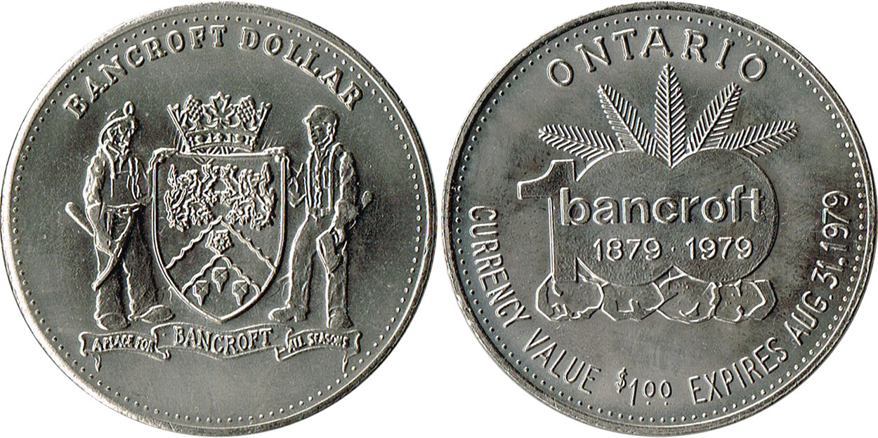 Bancroft - Trade Dollar