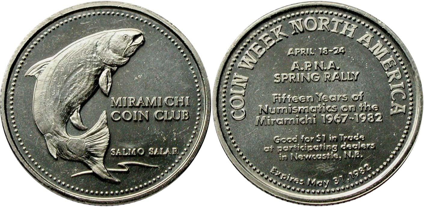 Newcastle - Miramishi Coin Club
