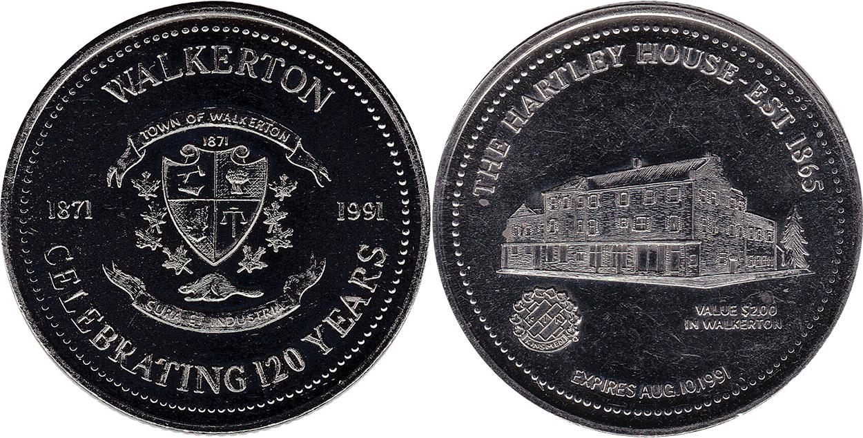 Walkerton - 120 years