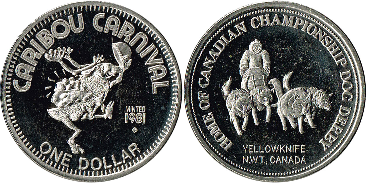 Yellowknife - Caribou Carnival