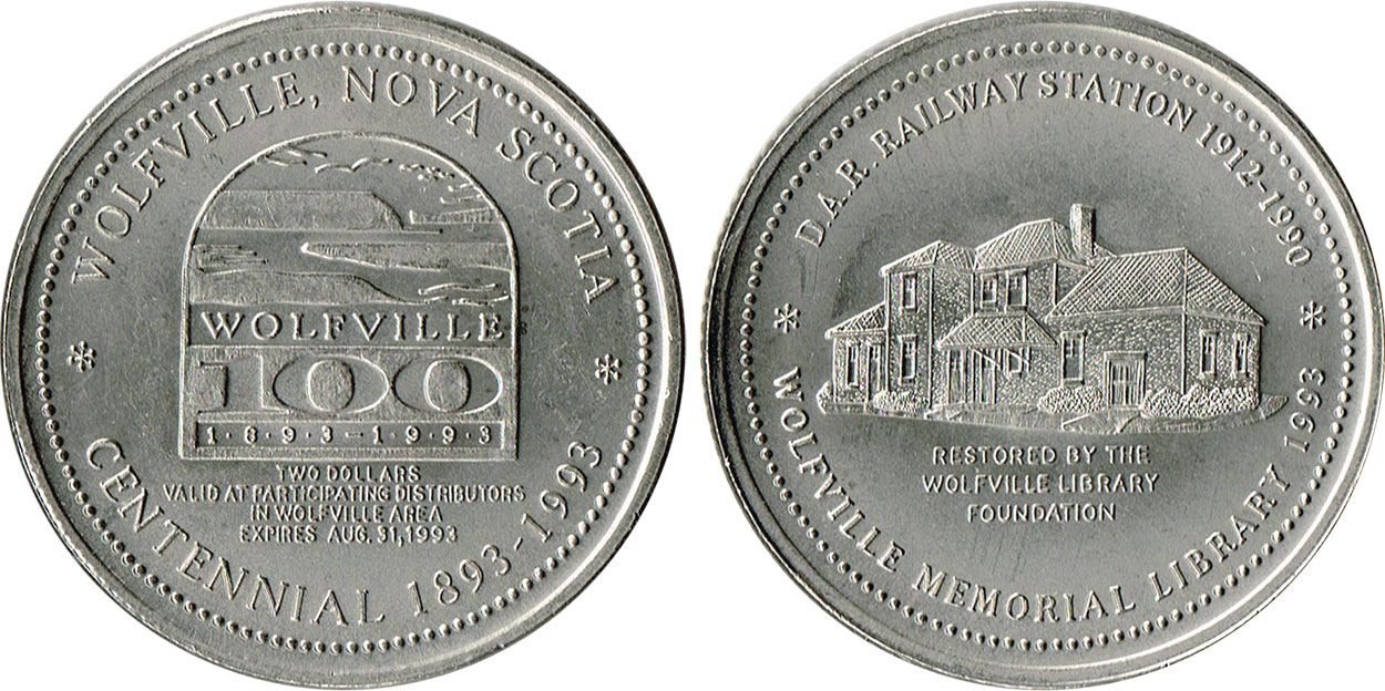 Wolfville - Centennial