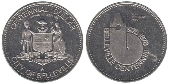 Belleville - 1878-1978