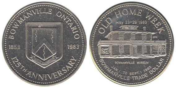 Bowmanville - 1858-1983