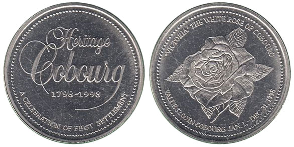 Cobourg - 1798-1998