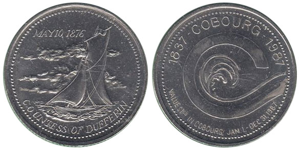 Cobourg - Countess of Dufferin