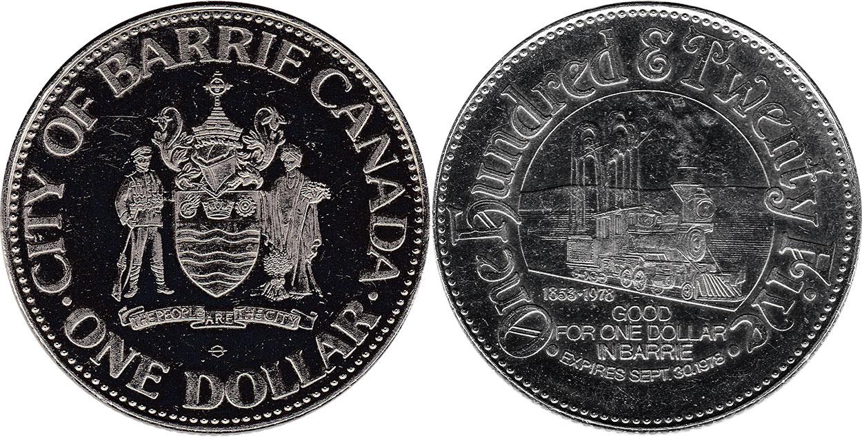 Barrie - 1853-1978