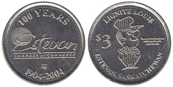 Estevan - 1904-2004
