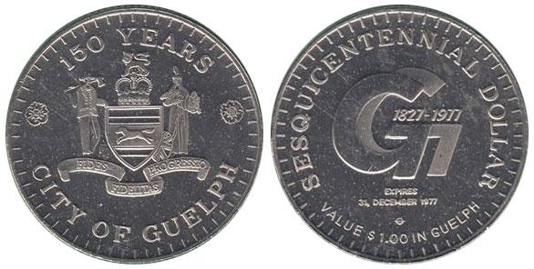 Guelph - 1827-1977