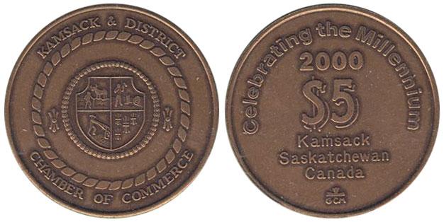 Kamsack & District - Millennium