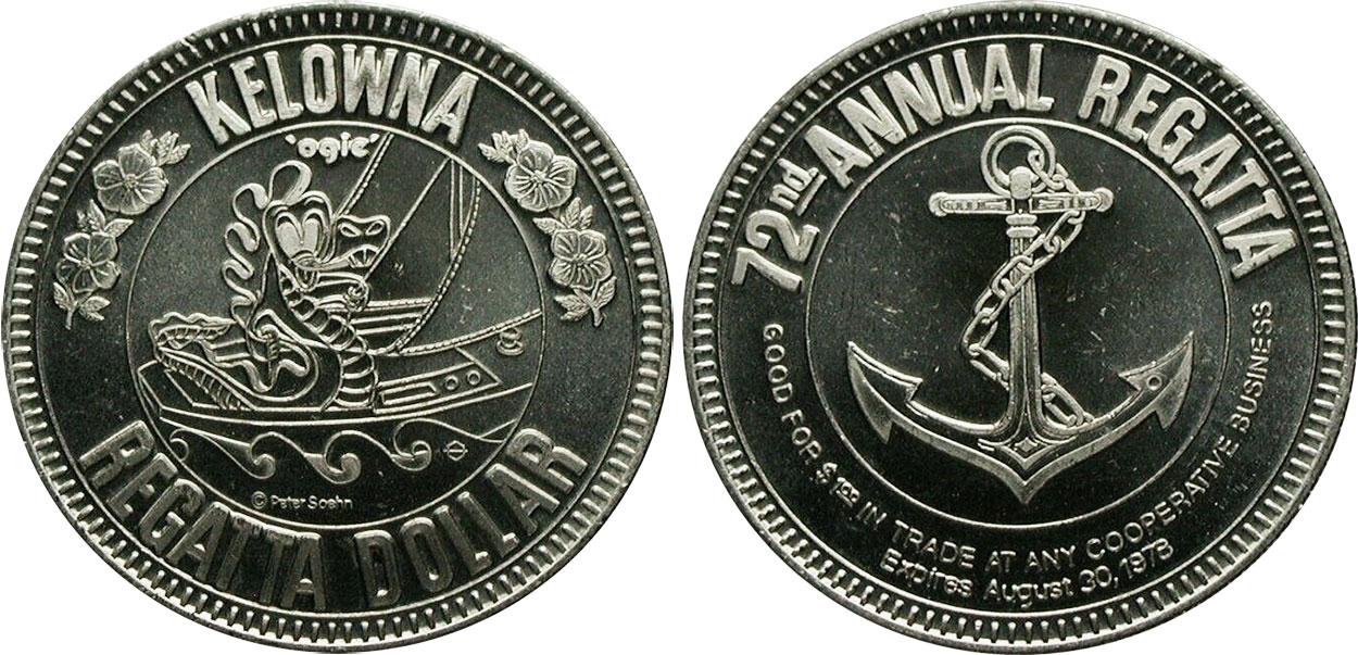 Kelowna - Regatta Dollars
