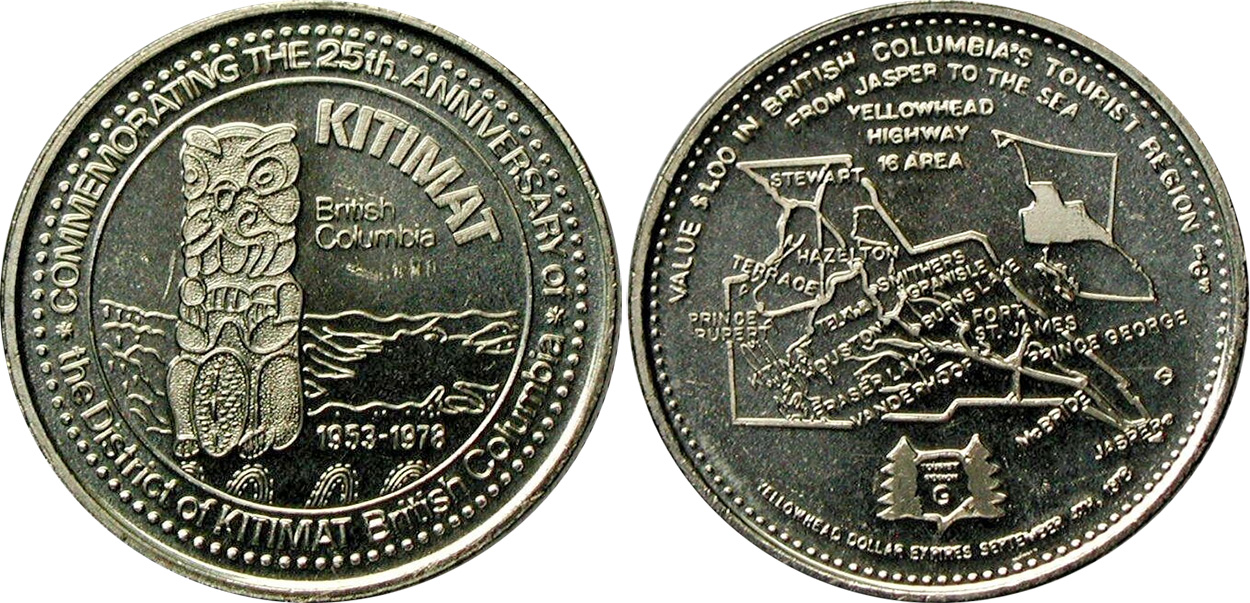 Kitimat - Yellowhead Dollar