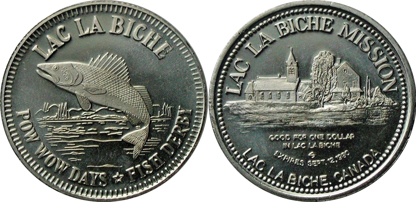 Lac La Biche - Trade token