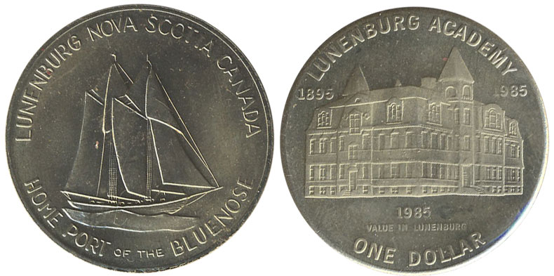 Lunenburg - Trade Token