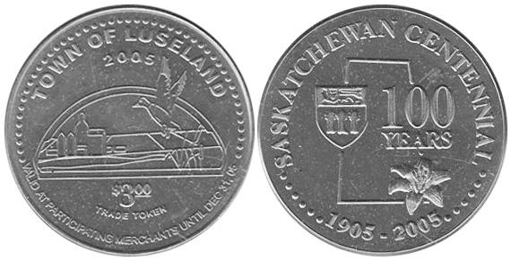Luseland - 1905-2005