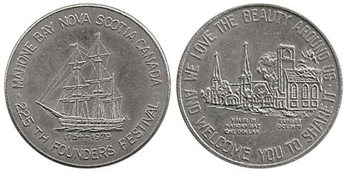 Mahone Bay - 225th anniversary