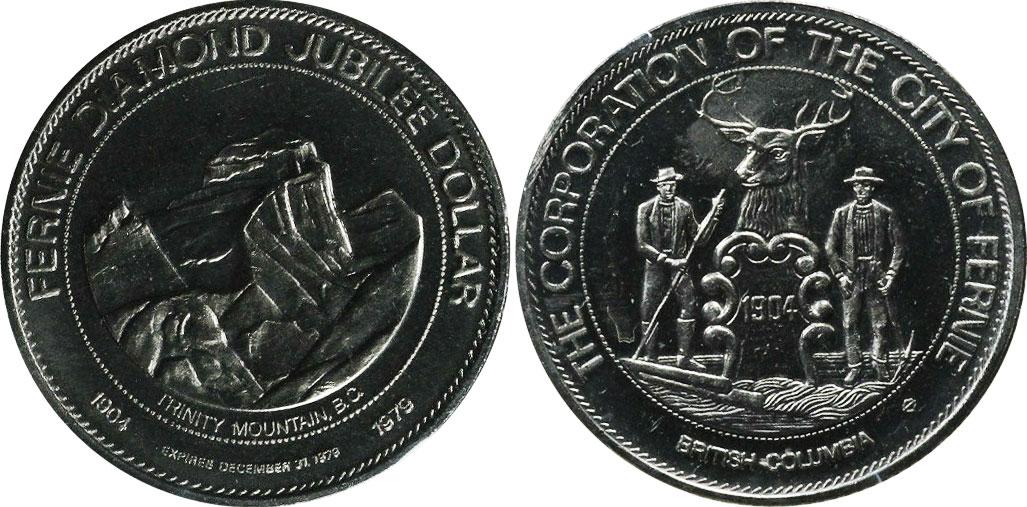 Fernie - Jubilee Dollar