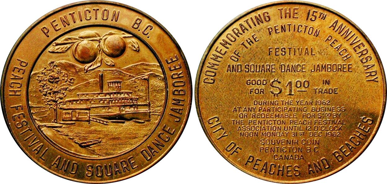 Penticton - Peach Festival