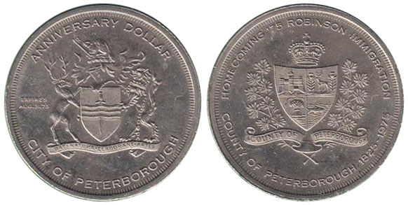 Peterborough - 1825-1975