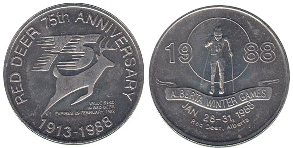 Red Deer - 1913-1988