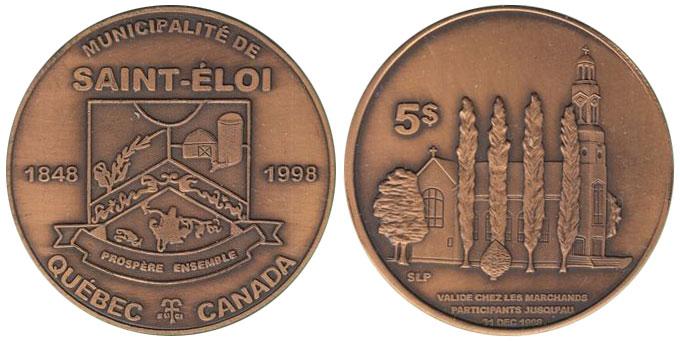 Saint-Eloi - 1848-1998