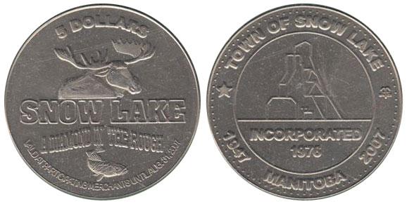 Snow Lake - 1947-2007