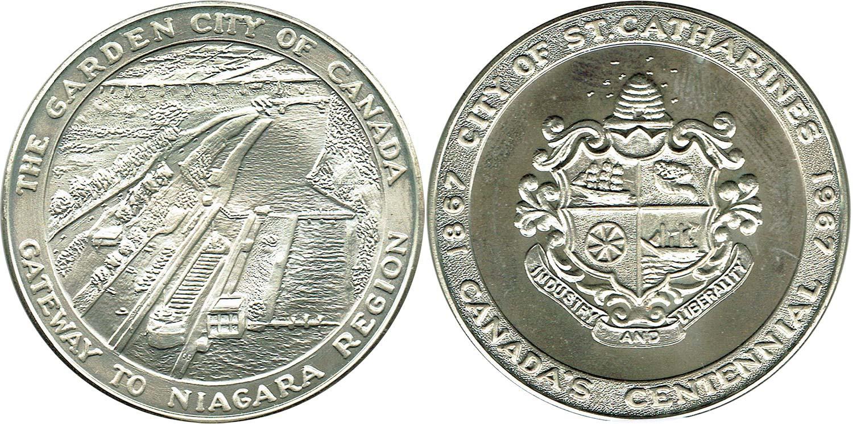 St. Catharines - Canadian Centennial