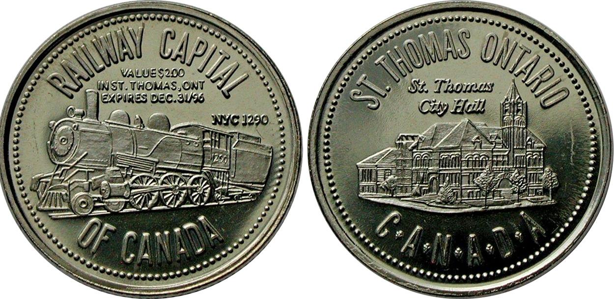 St. Thomas - Railway Capital of Canada