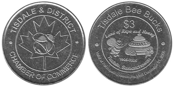 Tisdale & District - Tisdale Bee Bucks