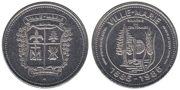 Ville-Marie - 1886-1986
