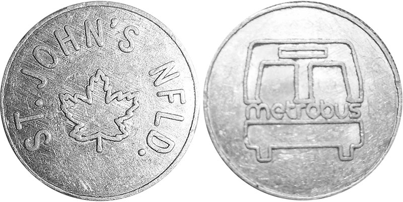 Metrobus - Saint John