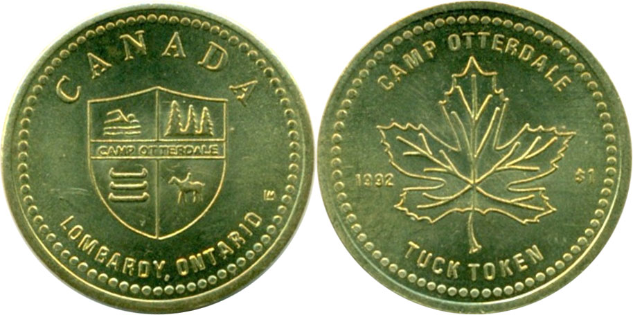 Lombardy - Camp Otterdale - Tuck Token
