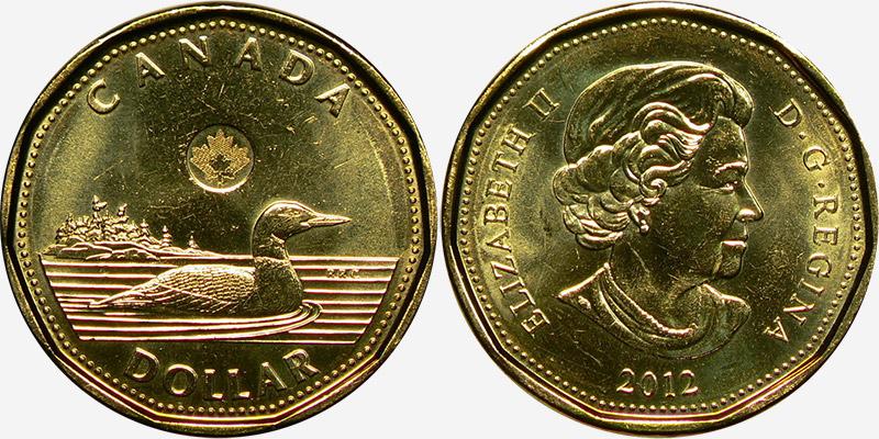 1 dollar 2012 - S�curit�