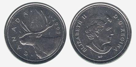 25 cents 2003 - WP