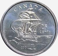 25 cents 2005 - St-Croix