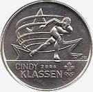 25 cents 2009 - Cindy Klassen
