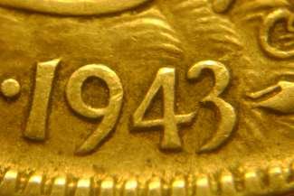50 cents 1943 - Near 3